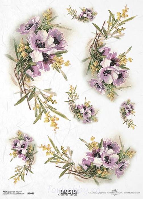 hartie-de-orez-anemone-itd-collection-r1096 0