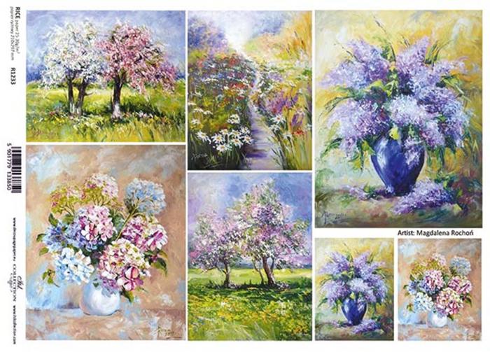 hartie-de-orez-picturi-cu-flori-itd-collection-r1233 1