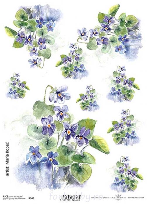hartie-de-orez-violete-itd-collection-r0903 0