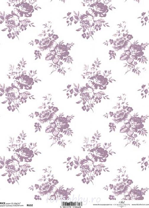 hartie-de-orez-trandafiri-itd-collection-r0632 0