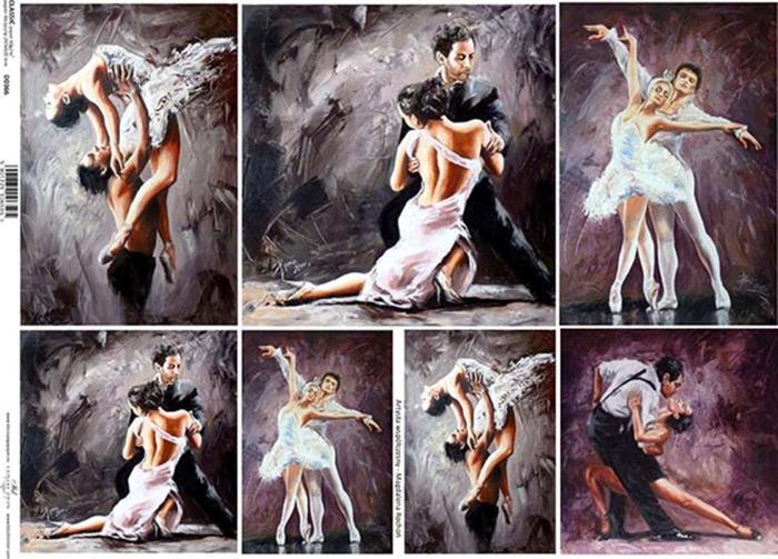 hartie-clasica-decupaj-60g-a4-itd-collection-balet-d0366m 0