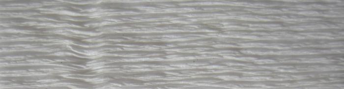 Hartie creponata groasa, sul 180 g/mp 50x250 cm, alba 0