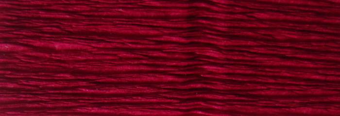 Hartie creponata groasa, sul 180 g/mp 50x250 cm, visiniu 0
