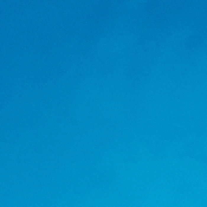Hartie de matase, coala 50x70 cm, albastru florida 0