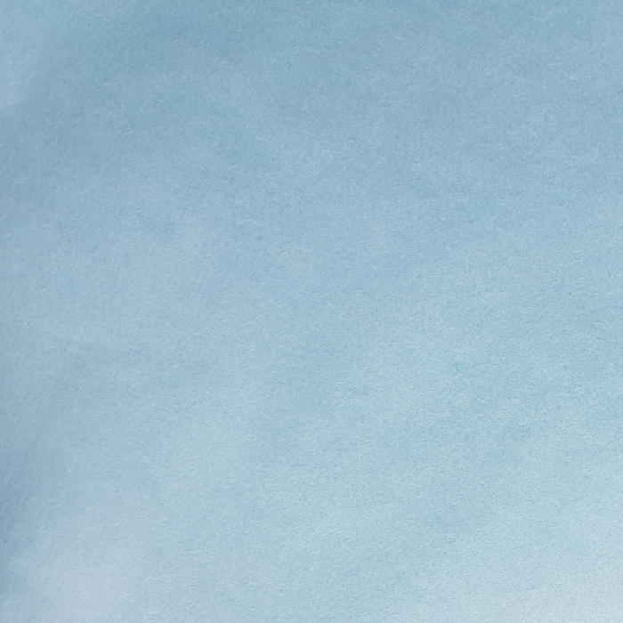 Hartie de matase, coala 50x70 cm, albastru pastel 0
