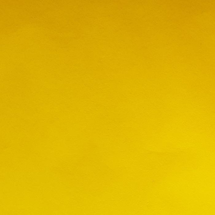 Hartie de matase, coala 50x70 cm, galben 0