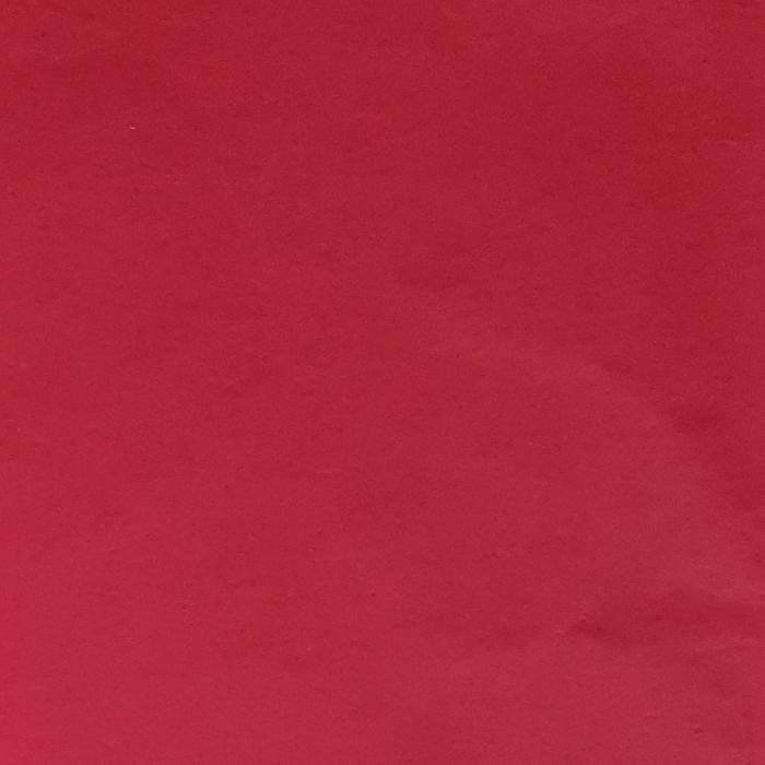 Hartie de matase, coala 50x70 cm, rosu inchis 0