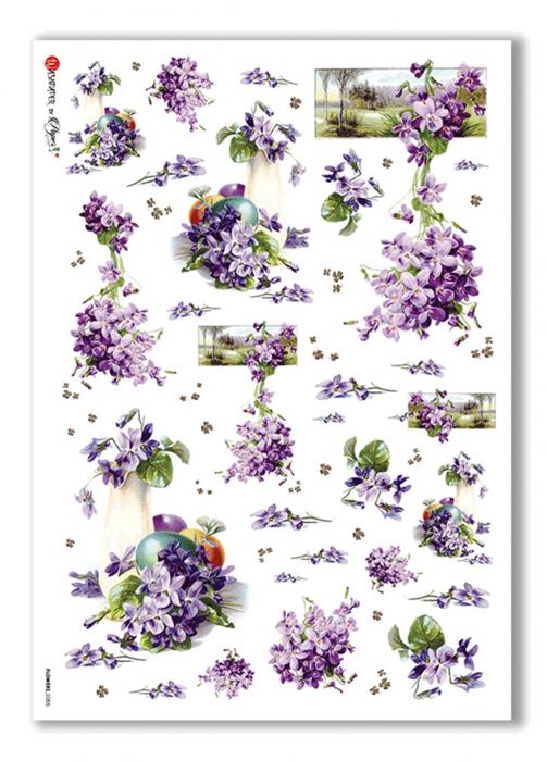 hartie-de-orez-viorele-paperdesigns-f0285 0