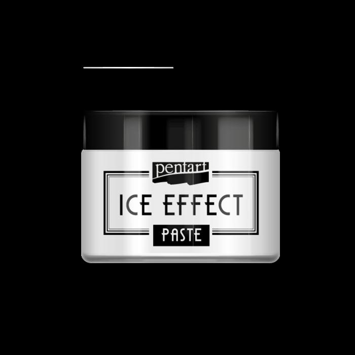 pasta-irizanta-efect-gheata-150ml-pentart 0