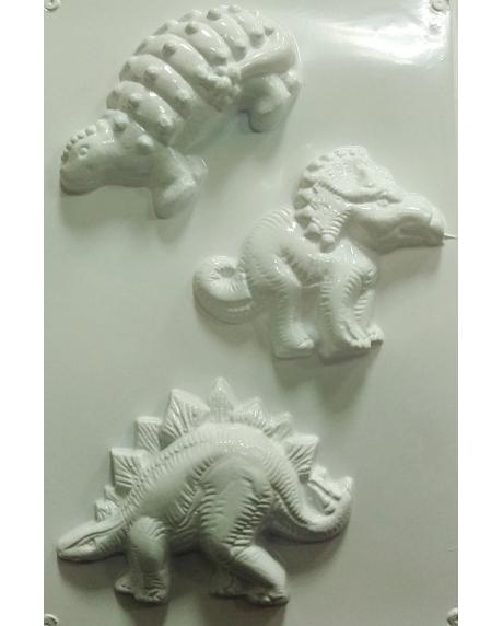 Matrita pentru turnat - Dinozauri 0