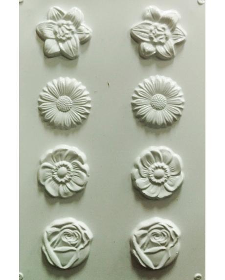 Matrita pentru turnat - Flori