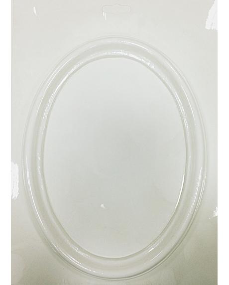 Matrita pentru turnat - Rama ovala mare 0