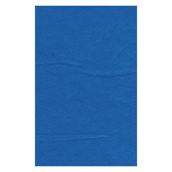 Fetru A4 albastru 2 mm/apretat 0
