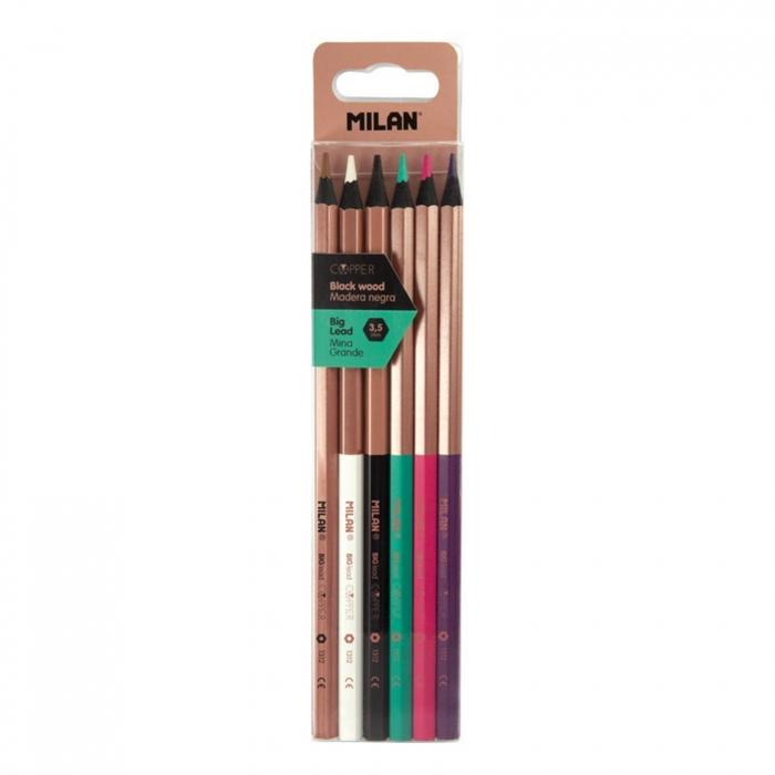 Creion color ediția Copper 0