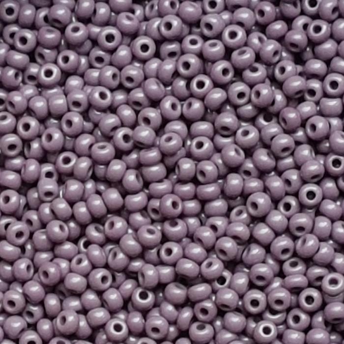 Margele nisip Preciosa Ornela 8/0 - 40 g - Lila inchis opac 23040 0