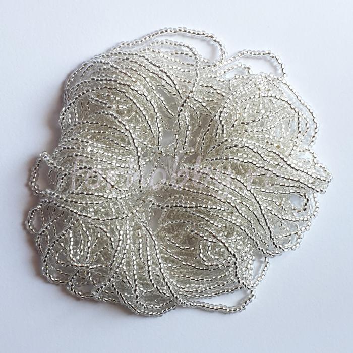 margele-nisip-preciosa-ornela-11-0-78102-transparent-miez-argintiu 0