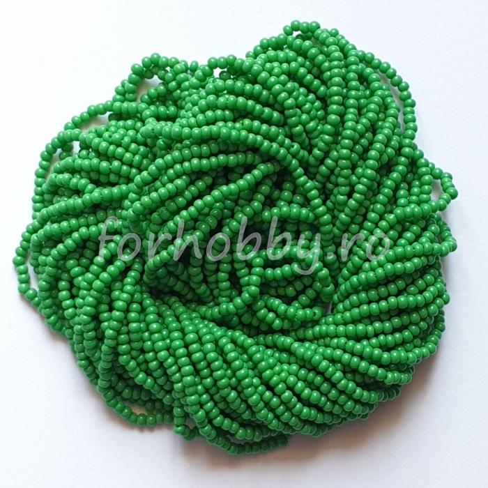 margele-nisip-preciosa-ornela-11-0-53250-verde-opac 0