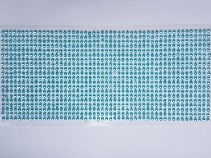 Perle jumatati 3mm - Albastru deschis 1