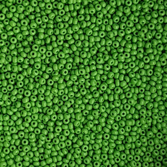 Margele nisip Preciosa Ornela 11/0 - 40g - Verde deschis opac 53230
