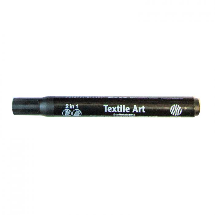 Marker pt textile Nerchau - Negru 1