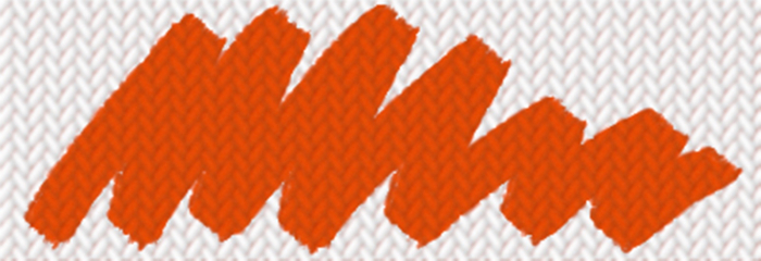 Marker pt textile Nerchau - Portocaliu 0