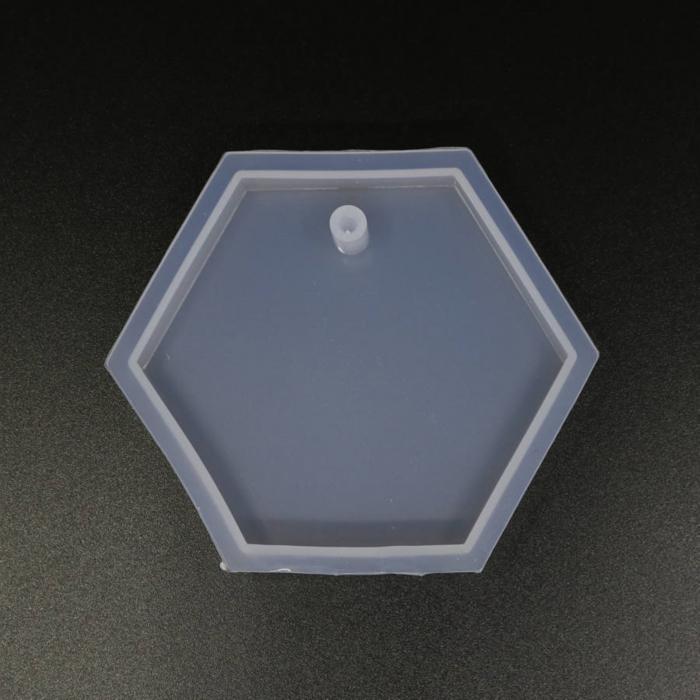 matrita-silicon-pentru-rasina-hexagon 0