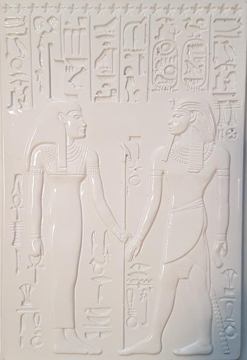 Matrita pentru turnat - Fragment egiptean 0
