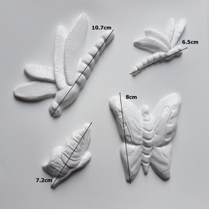 Matrita de turnat - Insecte 1