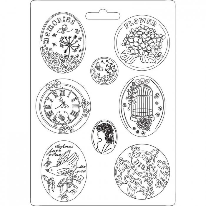 matrita-pentru-turnat-stamperia-k3pta468-ornamente 0