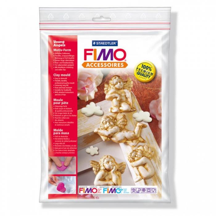 Matrita pentru turnat FIMO Ingeri 1