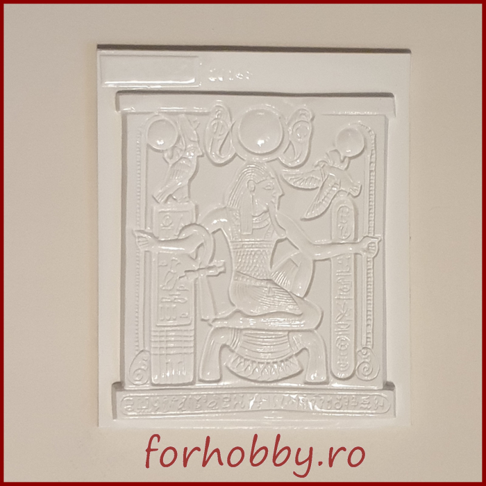 matrita-forma-pentru-turnat-ipsos-praf-ceramic-fragment-egiptean-forhobby 0