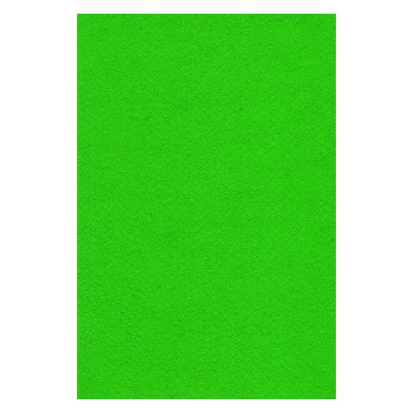 Fetru A4, verde neon, 2 mm grosime, rigid/ apretat 0