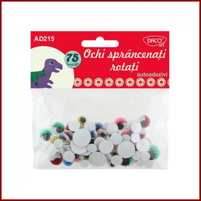 accesorii-craft-ad215-ochi-sprancenati-si-rotati-daco 0