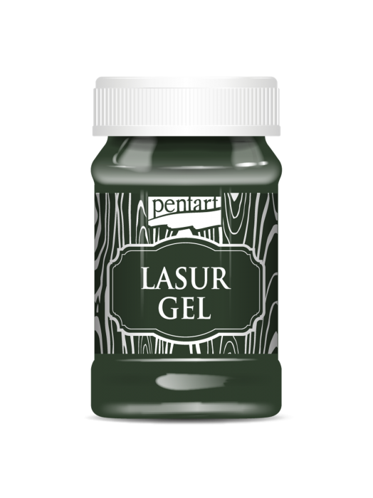 Lazura gel olive 0