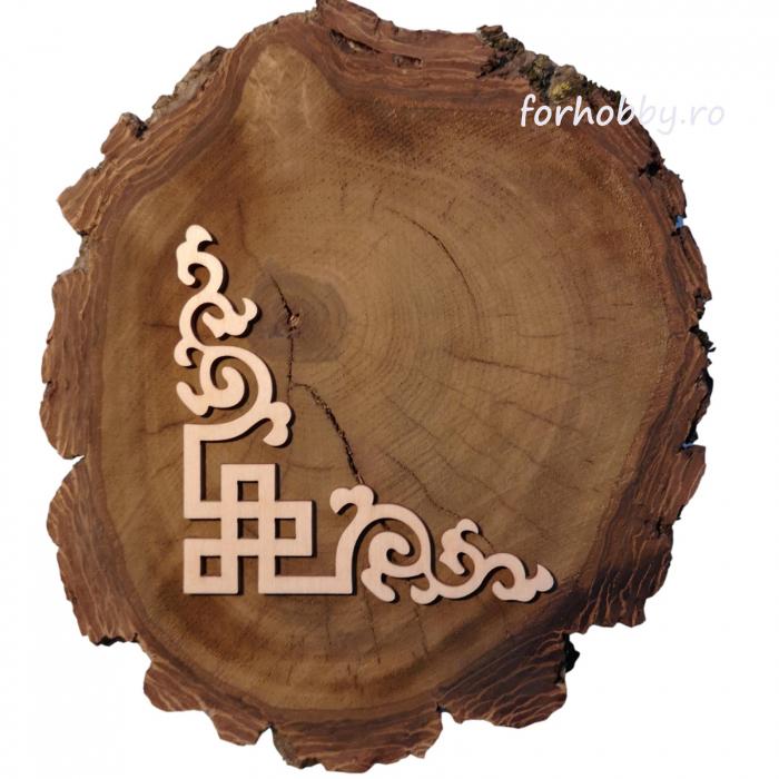 ornament-lemn-colt-decorativ-10x10cm-cutcat 0