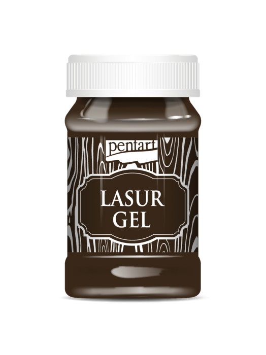 Lazura gel palisandru 0