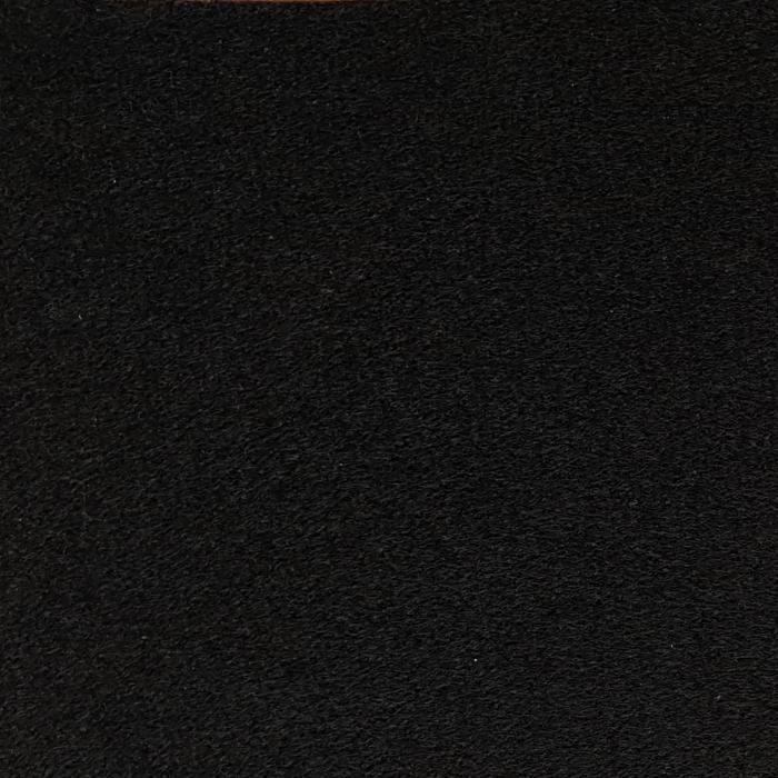 Pasla Fetru 100x100cm/2mm negru semirigid 0