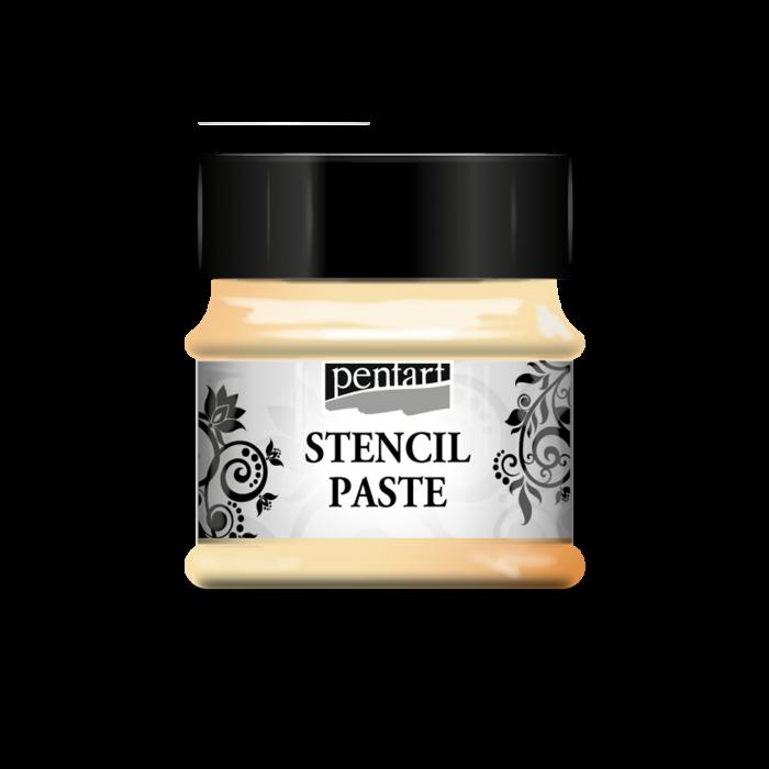 pasta-3d-perlata-pentru-sabloane-50-ml-piersica-pentart 0