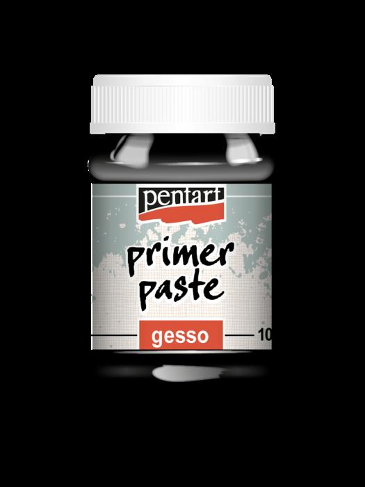 Pasta grund - Negru 0