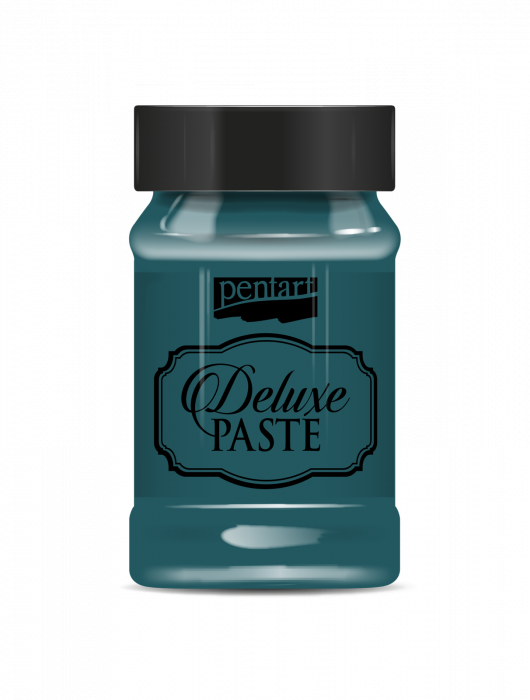 deluxe-paste-100-ml-verde-smarald-pentart 0