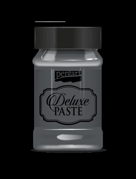 deluxe-paste-100-ml-antracit-pentart 0
