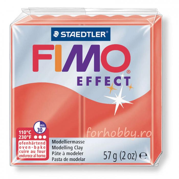 Pasta modelaj polimeric Fimo Effect Translucent 57 g 1