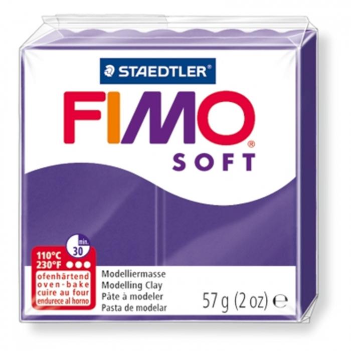 Pasta modelaj polimeric Fimo Soft 57g