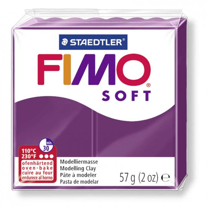 Pasta modelaj polimeric Fimo Soft 57g 1