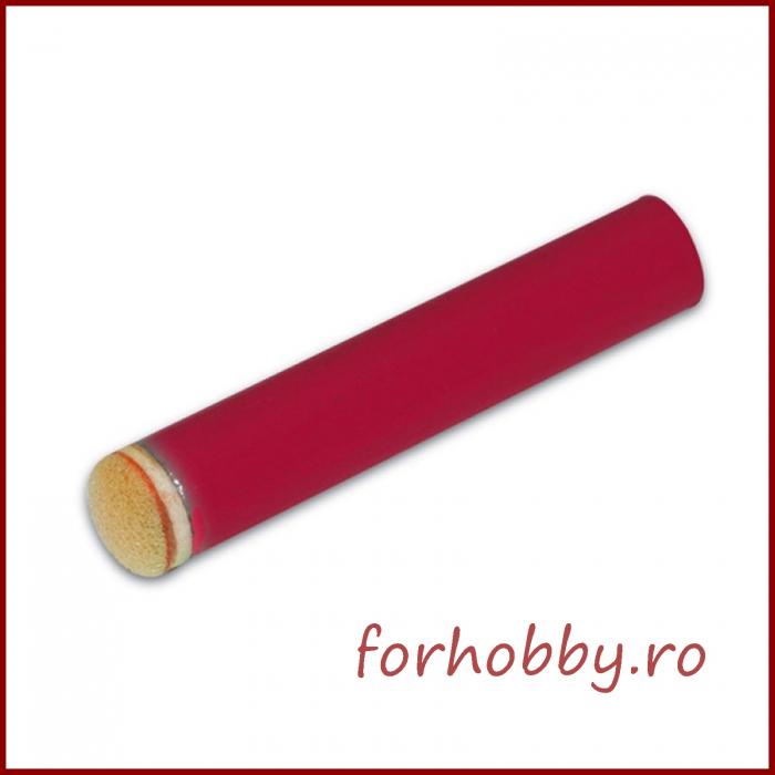 pensula-burete-maner-lemn-rotund-mic-1,4cm-Stamperia 2