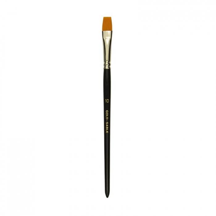 pensule-gold-sable-seria-9902-drept-par-sintetic-taklon 2