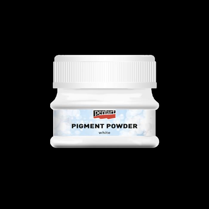 pigment-pulbere-12-g-alb 0