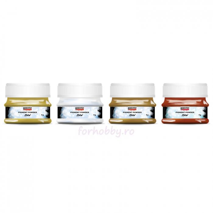 pigment-pulbere-efect-metalizat-5g-pentart 0