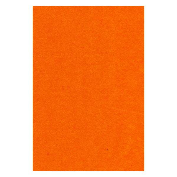 Fetru A4, portocaliu deschis, 2 mm grosime, rigid/ apretat 0