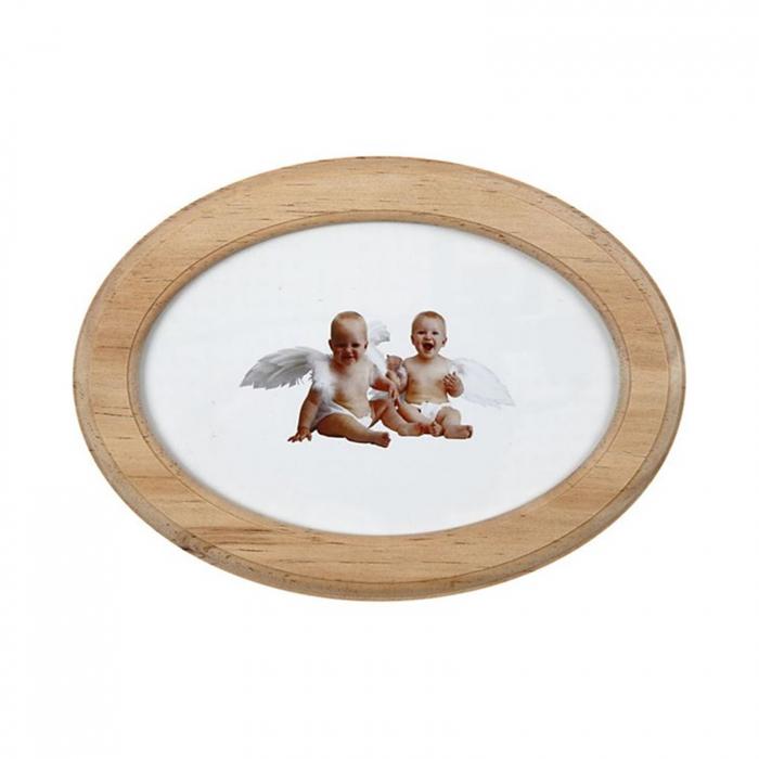 rame-ovala-foto-din-lemn-natur-12x19cm 0
